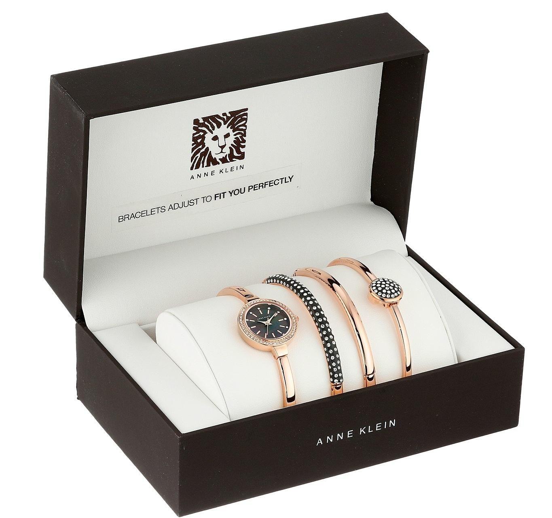 10 mẫu đồng hồ Anne Klein Nữ kèm lắc tay sang trọng đang được săn lùng với ưu đãi cực lớn