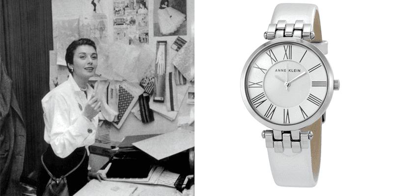 Lịch sử tạo nên dấu ấn thương hiệu đồng hồ Anne Klein