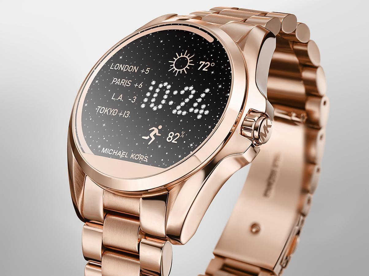 Đồng hồ Michael Kors cảm ứng MKT5004