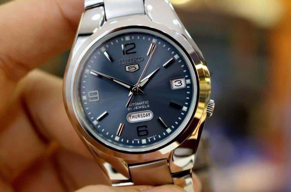 Đồng hồ Seiko 5 Nhật Bản ảnh 3
