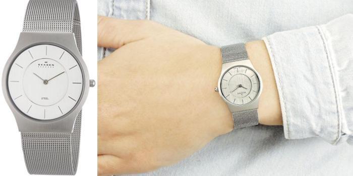 Mua Đồng Hồ Nam Skagen 233LSS cho Nam, màu bạc, chính hãng Đan Mạch, Giá tốt