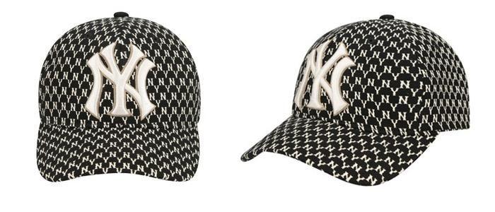 Mua Mũ MLB New York Yankees Adjustable Mono Hat màu đen chính hãng, Giá tốt ảnh 1