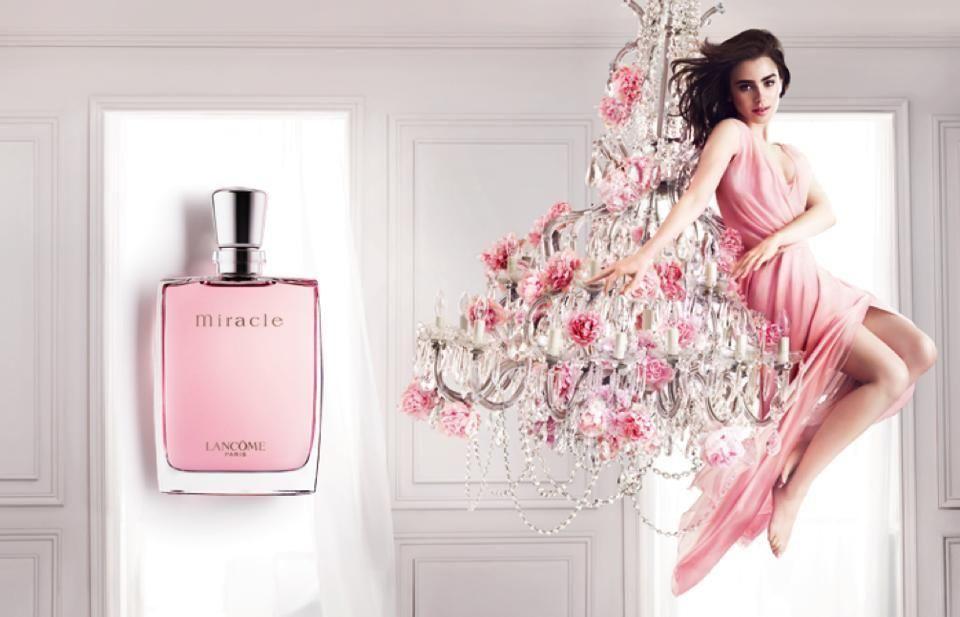 Mua nước hoa Lancome Miracle 5ml cho Nữ, Chai thủy tinh hồng, Giá Tốt ảnh 3
