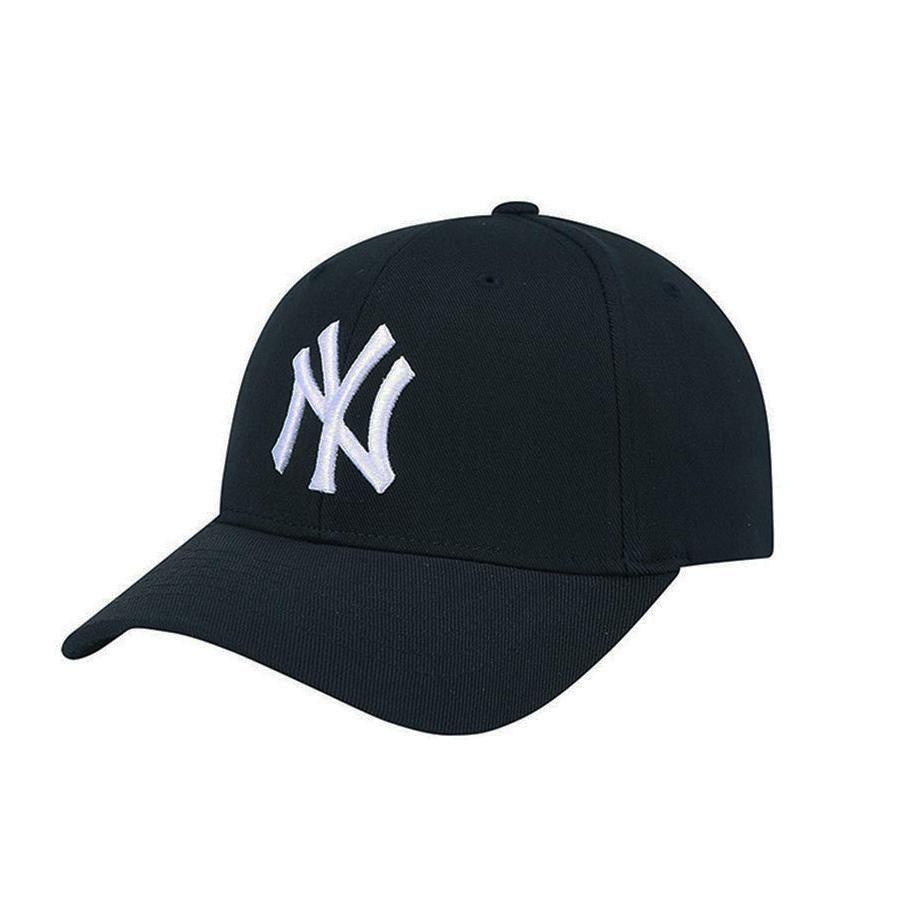 Mua Mũ MLB Men's New York Yankees Adjustable Hat Black màu đen, chính hãng, Giá tốt