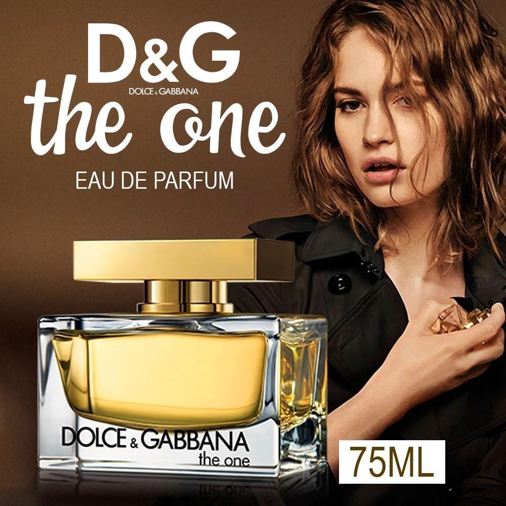 Mua Nước Hoa Nữ Dolce & Gabbana The One Woman EDP 75ml chính hãng - 3