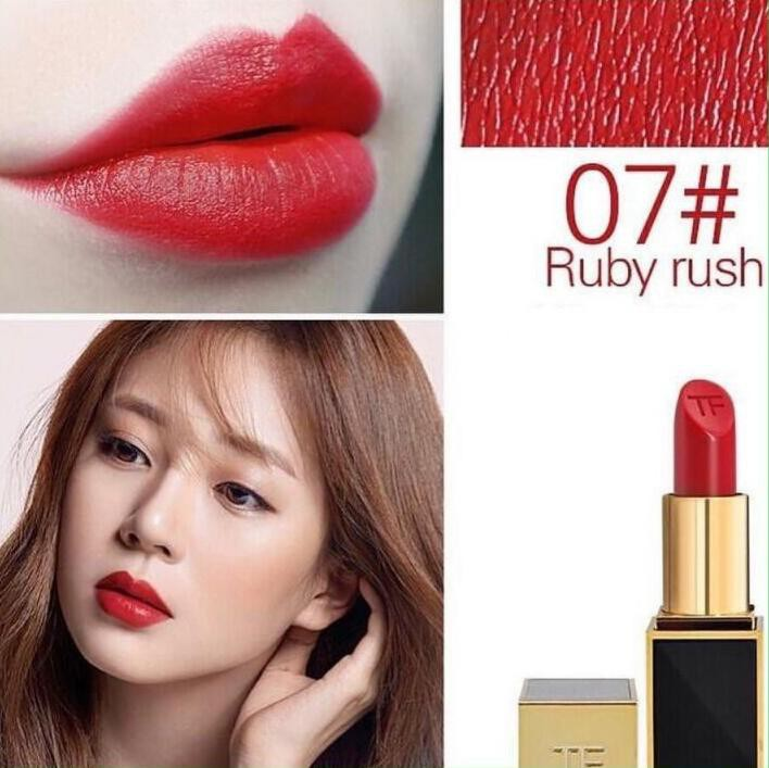 Son Tom Ford Lip Color Matte Lipstick 07 Ruby Rush