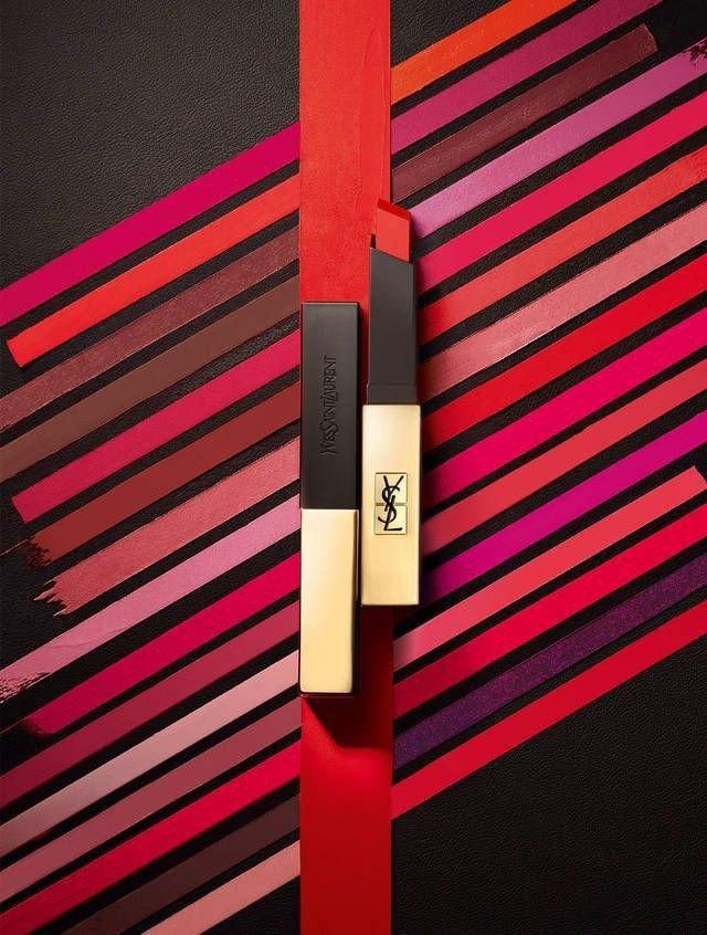 Mua Son YSL Rouge Pur Couture The Slim Màu Đỏ cam, Corail Antinomique 12 - 3