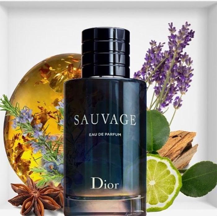 Mùi hương Dior Sauvage EDP Nam Ngọt Ngào, Bí ẩn