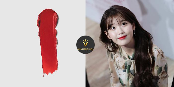 Son Gucci 25 Goldie Red - Chất son