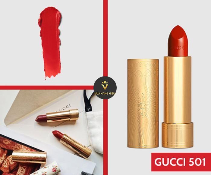 Son Gucci 501 - Mau sac