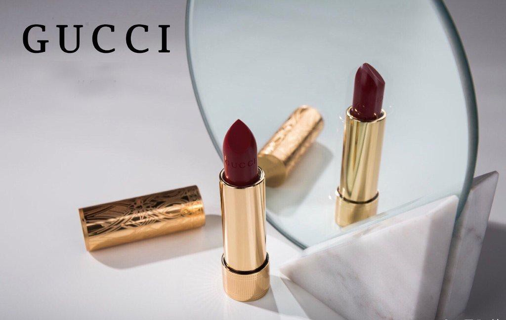 Son Gucci 505 Janet Rust - Thiết kế