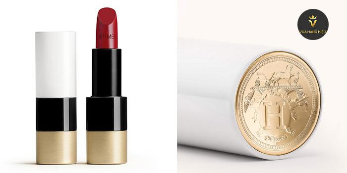 Son Hermes 85 Rouge H - thiết kế