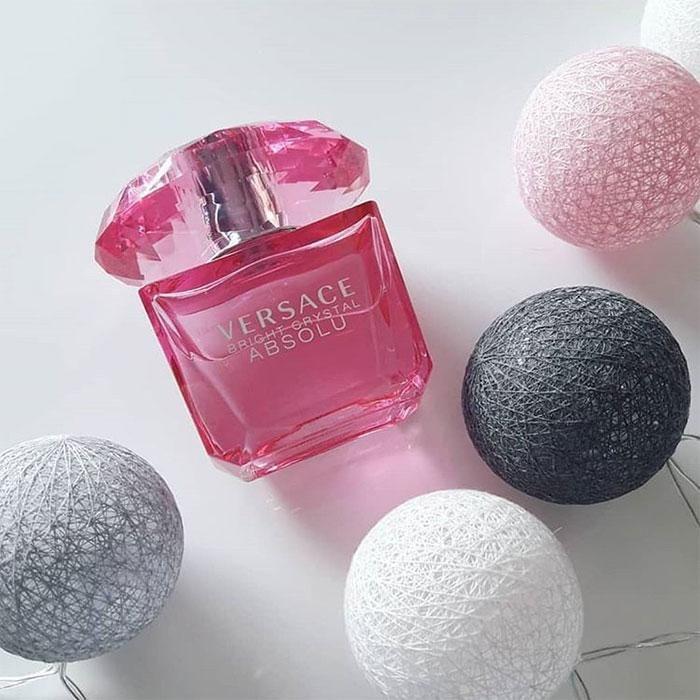 Lịch sử nước hoa Versace Bright Crystal Absolu chính hãng Ý 5ml