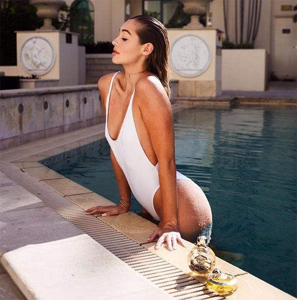 Lịch sử nước hoa Versace Eros Pour femme Women