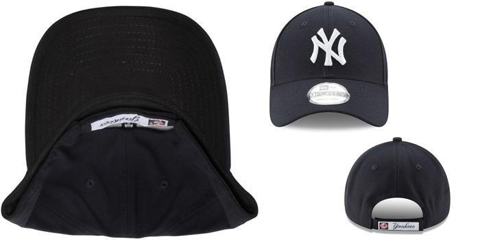 Mua Mũ MLB Men's New York Yankees New Era Navy League 9FORTY Adjustable Hat, Giá tốt