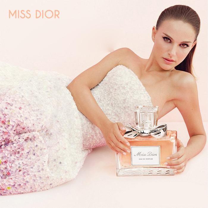 Thiết kế nước hoa Miss Dior