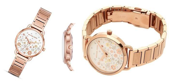 Đồng hồ Michael Kors MK3841 vàng hồng cho nữ