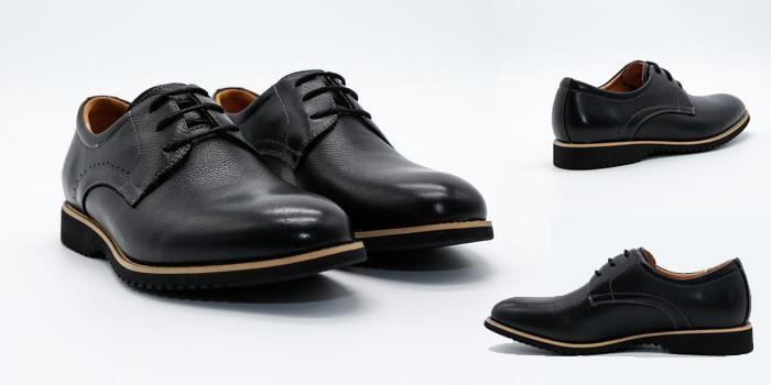 Giày da Aokang 181431054 màu đen
