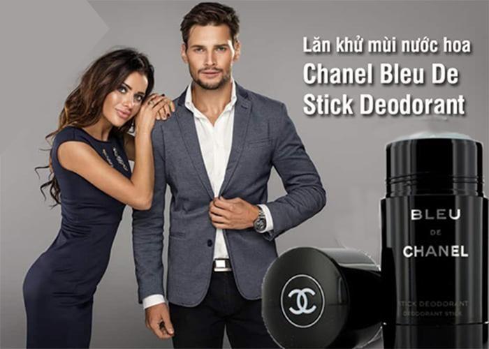 Lăn khử mùi Chanel Bleu De Stick Deodorant 75ml - Công dụng
