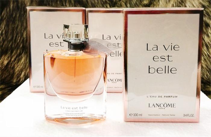 Thiết kế chai Nước hoa Lancome La Vie Est Belle 100ml