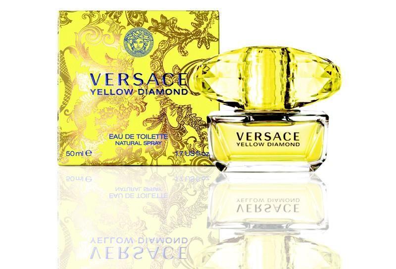 Lịch sử nước hoa Versace Yellow Diamond 50ml