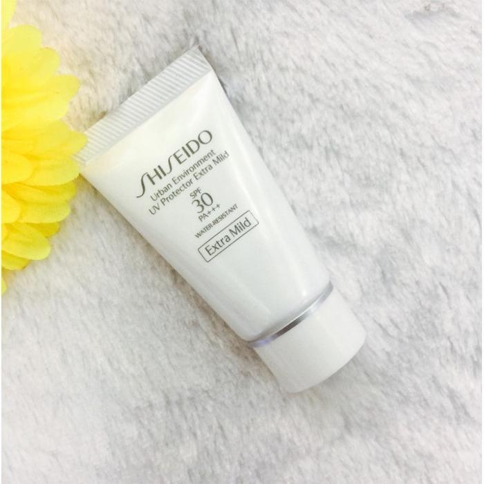 Kem Chống Nắng Shiseido Urban Environment UV Protector Extra Mild Nhật Bản - 3