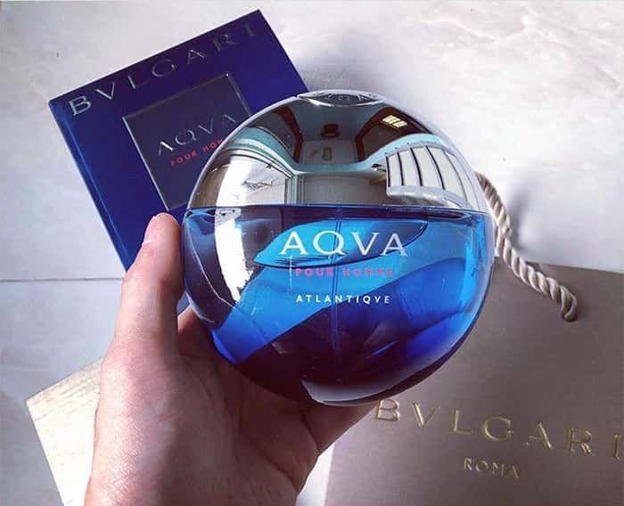 Mùi hương Aqva Pour Homme Atlantiqve sâu thẳm hiện đại