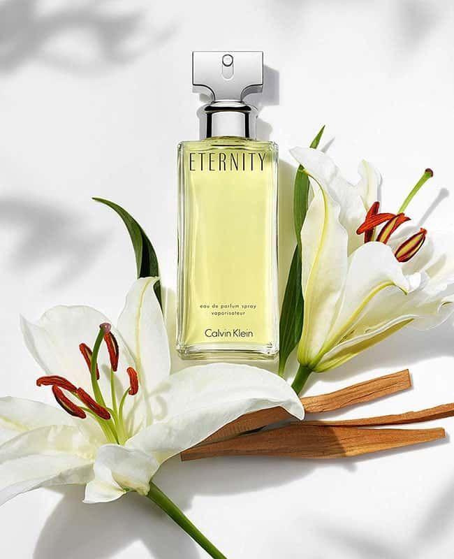 CK Eternity 100ml mùi hương hoa lãng mạn và hoàn hảo