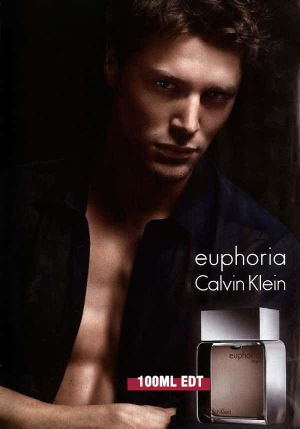 Mùi hương nước hoa Calvin Klein CK Euphoria Intense Men 100ml cao cấp