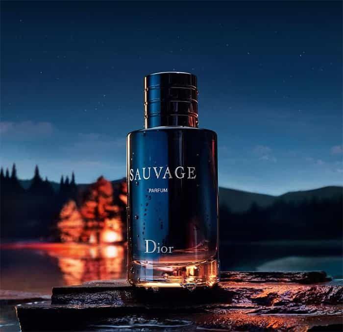 Độ lưu hương và tỏa hương của Dior Sauvage EDP Pháp