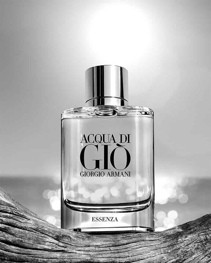Mùi hương Armani Acqua Di Gio Pour Homme bùng nổ nam tính