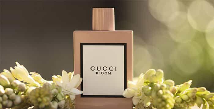 Mùi hương hoa cỏ tinh tế của Gucci Bloom For Women