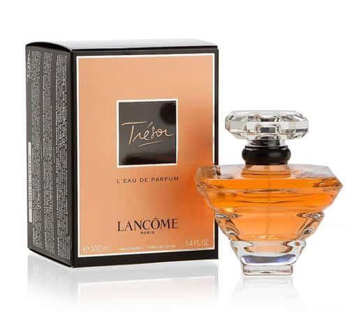 Thiết kế chai nước hoa Lancome Tresor 100ml cao cấp cá tính
