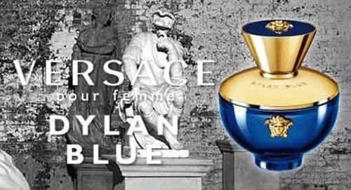 Lịch sử nước hoa Versace Pour Femme Dylan Blue