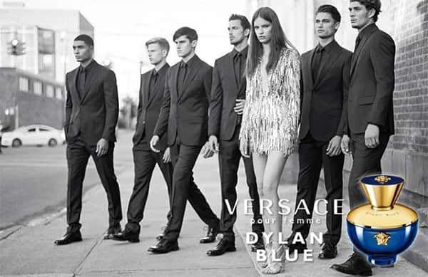 Nước hoa Versace Pour Femme Dylan Blue 20ml cao cấp