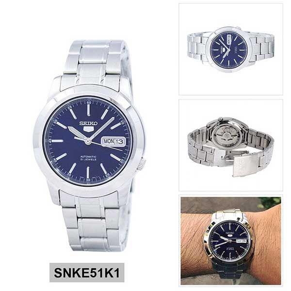 Đồng hồ Seiko SNKE51K1 Automatic Nhật Bản