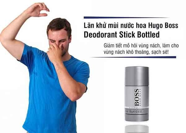 Giới thiệu Lăn Khử Mùi Hugo Boss Botled