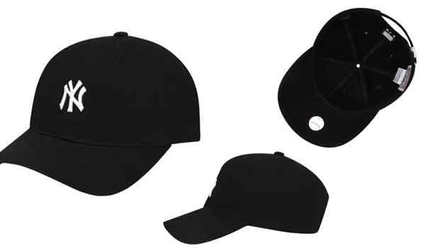 Đặc điểm nổi bật Mũ MLB Unisex New York Yankees CP77 Màu Đen