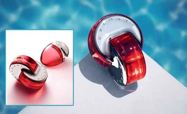 Thiết kế chai nước hoa Bvlgari Omnia Coral mini 5ml