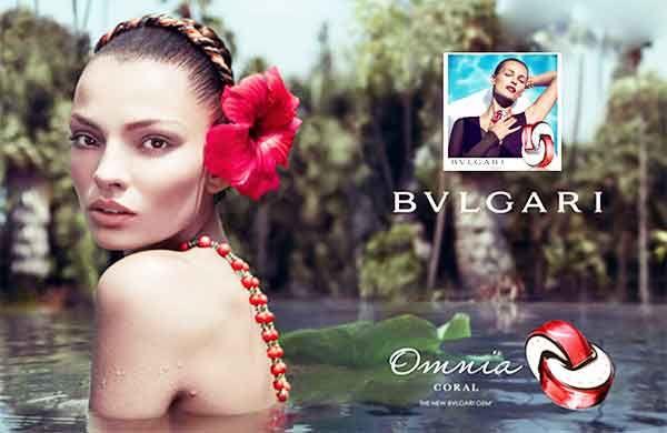 Mùi hương nước hoa Bvlgari Omnia Coral quyến rũ khó cưỡng