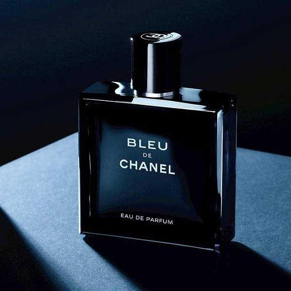 Thiết kế chai nước hoa Chanel Bleu EDP