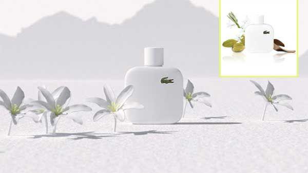 Mùi hương nước hoa Lacoste L.12.12 White Blanc giản dị, tươi mát