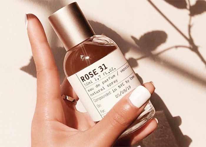 Mùi hương Nước hoa Le Labo Rose 31 gợi cảm, mạnh mẽ 50ML