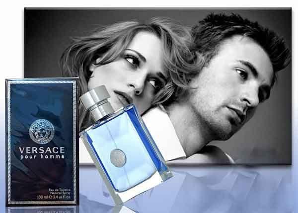 Mùi hương nước hoa Versace Pour Homme tươi mát, nam tính