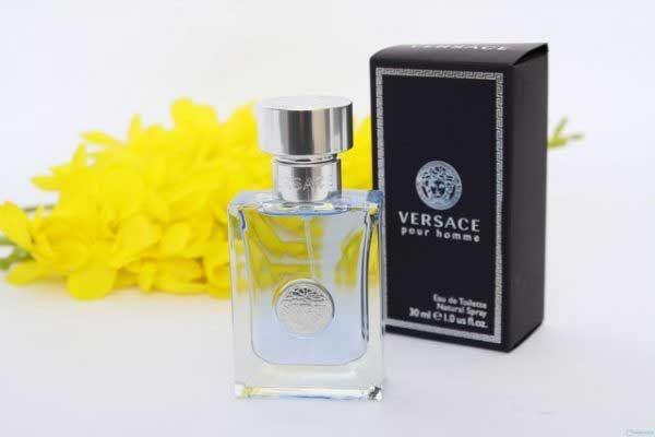 Giới thiệu Lịch sử nước hoa Versace Pour Homme
