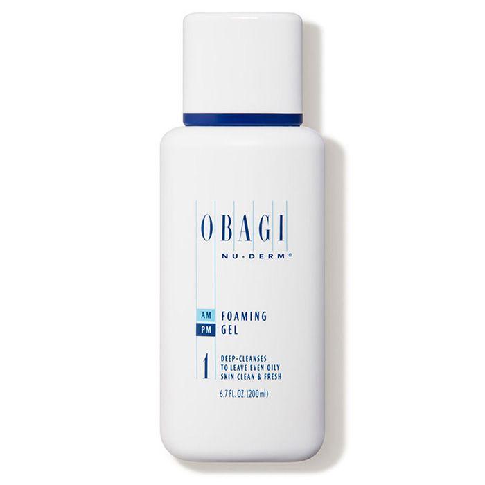Giới thiệu Gel rửa mặt Obagi Foaming Gel 200ml chính hãng Mỹ