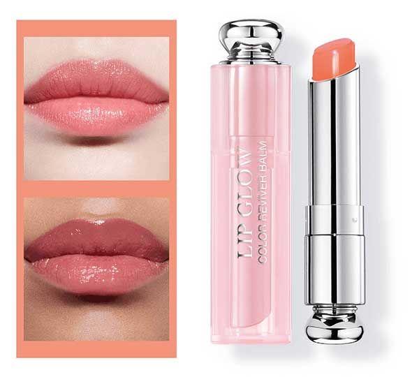 Độ bám màu Dior Addict Lip Glow To The Max 004 Coral