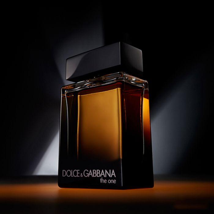 Thiết kế chai nước hoa Dolce & Gabbana The One Nam tính, sang trọng
