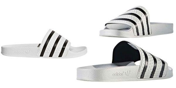 Dép Adidas Originals Adilette Màu Trắng size 39 unisex