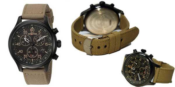 Đồng hồ Timex Expedition TW4B10200 dây dù chính hãng Mỹ